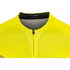 Giro Chrono Pro Jersey Heren, grijs/geel